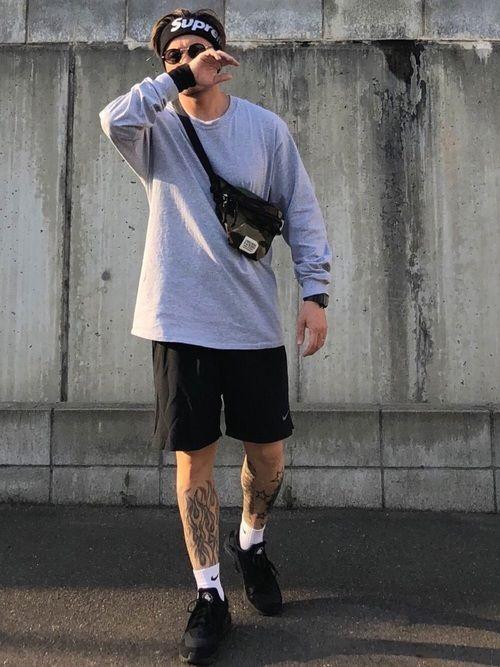 Hayato Supreme のヘアバンドを使ったコーディネート ヘアバンド