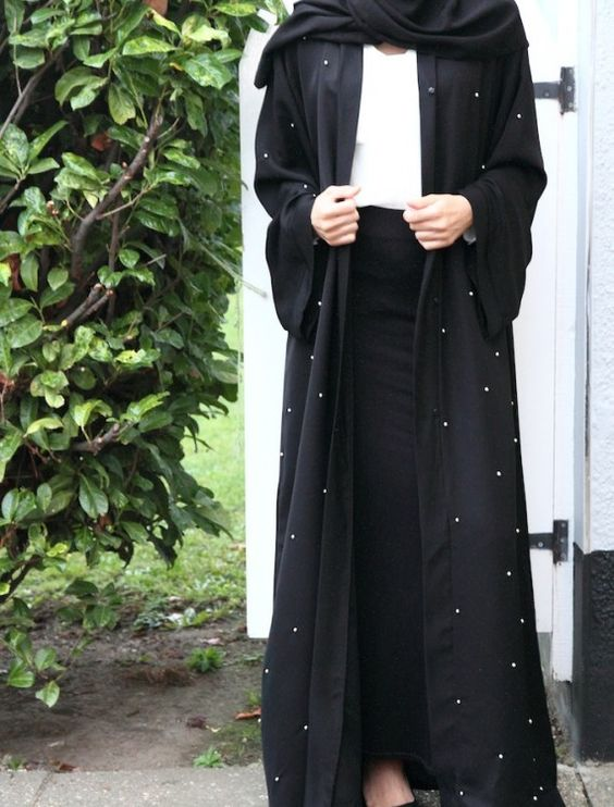 Arab Swag   abaya fashion