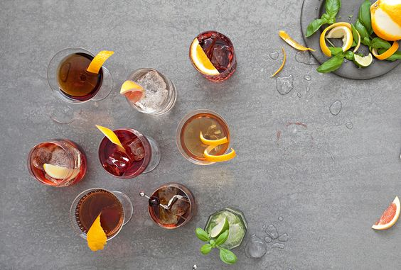Hold the martini, says Alice Lascelles – there's so much more to vermouth Garnet-red, antique gold, rosé, crystal clear, sweet, dry, herbal or richly spiced – every bartender will have …