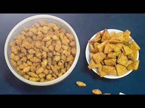 Namak Pare In Hindi Crispy Namak Pare How To Make Namak Pare With