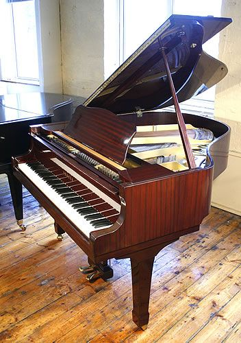A yamaha g1 grand piano for sale with a mahogany case and for Yamaha g1 piano