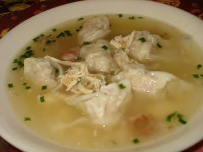 CASA BALUARTE: Pancit Molo, Pinoy Wonton Soup Style | Filipino Cuisine ...