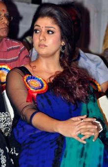 Actress « Nayanthara « Party wear designer indian clothing « South Indian Cinema Gallery