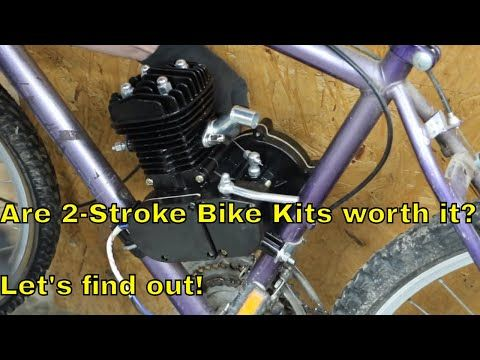 Lots Of Requests For Testing On 2 Stroke Engines A 2 Stroke Bike Seems Like A Great Way To Performance Test Alternat Bicycle Engine Bicycle Engine Kit Bicycle
