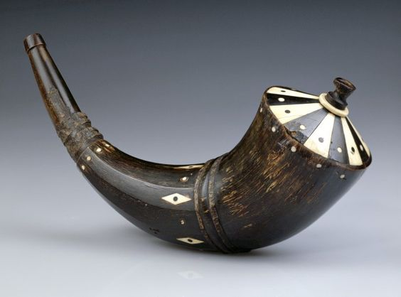 powderhorn dating Noted master horner, art decamp has crafted a highly authentic recreation of an upper lehigh/allentown pennsylvania screw tip powder horn dating from the 1760 to the 1770 period.