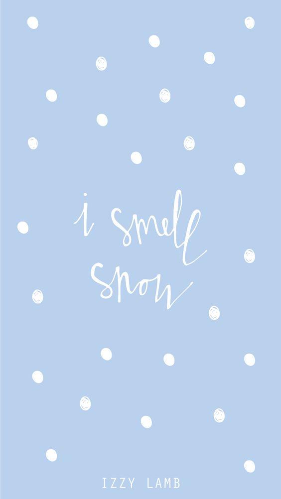 I Smell Snow Gilmore Girls wallpaper #gilmoregirls #iphone #iphonewallpaper #wallpaper