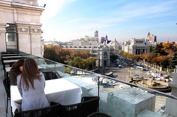 Palacio de Cibeles o cenar en un edificio con historia - Te Veo en MadridTe Veo en Madrid | Blog con recomendaciones para salir en Madrid – Restaurantes, Moda, Ambientes con Encanto & Mucho Más …