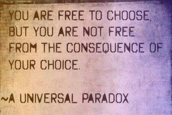 Freewill and Karma