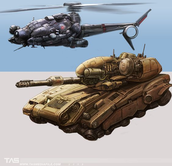 Hardware_military by TASMedia