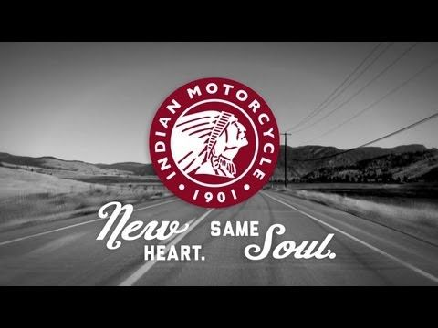 Indian Motorcycle: New Heart. Same Soul.