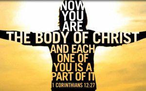 1 Cor 12:27