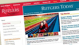Visit Rutgers Today for the latest multimedia, top stories, and features about Rutgers.