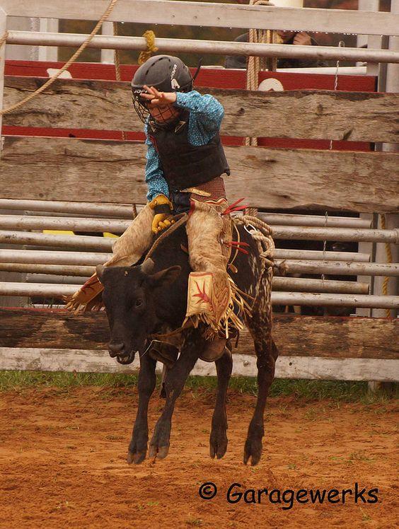 ˚Junior Bull Riders Association, March 2013 - Oklahoma