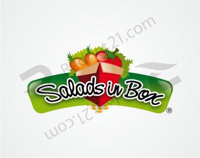 Dise O De Logo Para Restaurante De Comida R Pida Salads