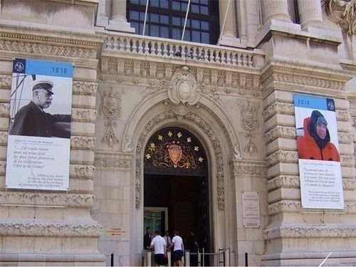 Oceanographic Museum | Best places in the World