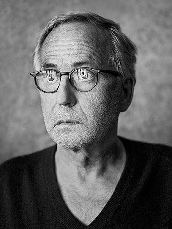 Fabrice Luchini - Stephan Vanfleteren photography