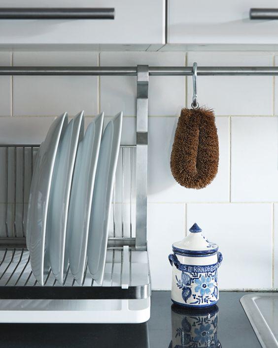 Palm Fiber Dish Scrubber Large - Kamenoko Tawashi - Nalata Nalata