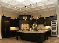 WOW! I love this kitchen!