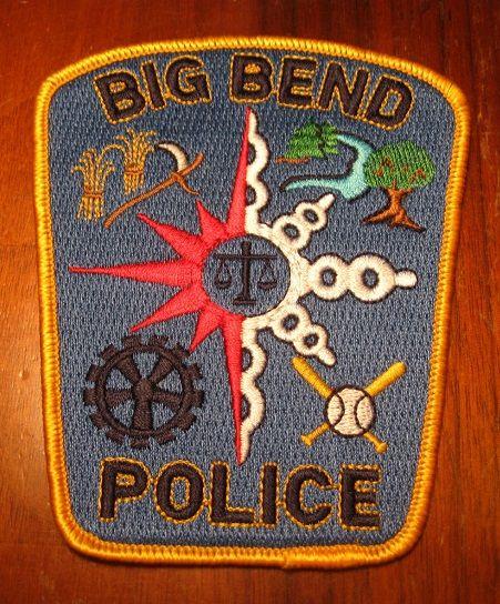 Hot Springs Village PD Arkansas Police Department patches - cbp marine interdiction agent sample resume