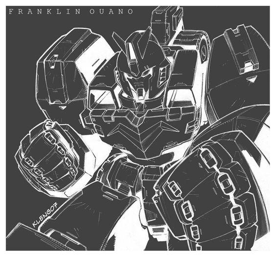 Voltimus Prime V by darkeyez07