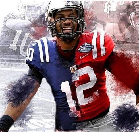 Donte Moncrief's Net Worth