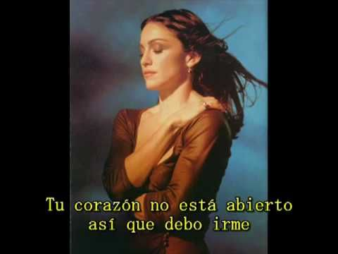 Madonna ++ The Power Of Good Bye ++ subtitulado al español.flv