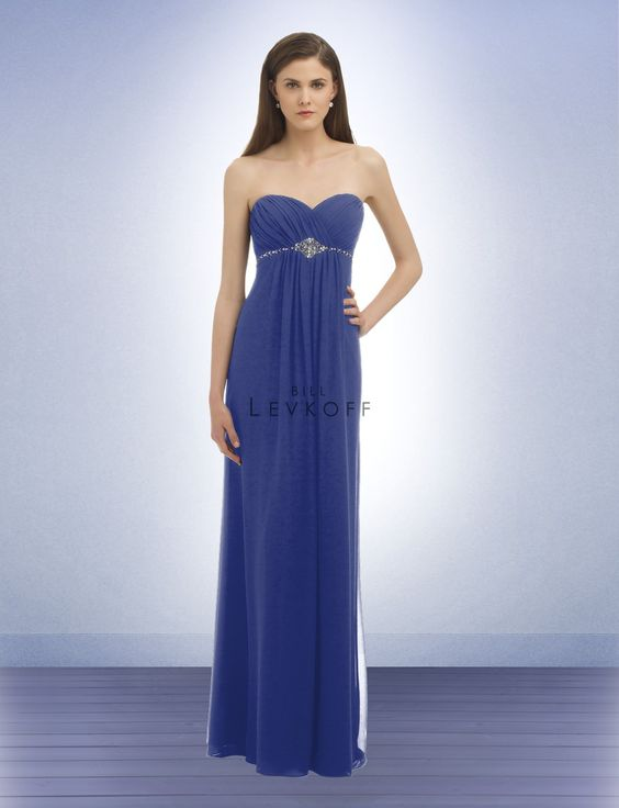 Another extra-sparkle-for-the-MOH dress!  Bridesmaid Dress Style 331
