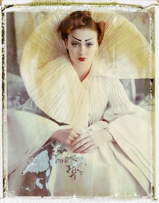 | Haute Couture: The Polaroids of Cathleen Naundorf