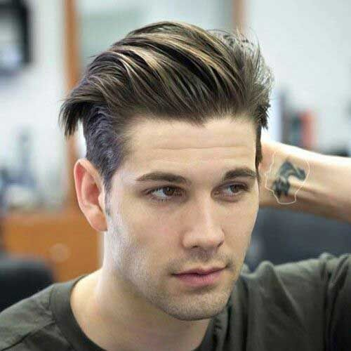 Pin Auf Men S Hairstyles