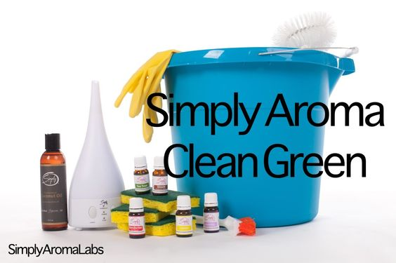 Learn more about the Simply Aroma Clean Green package. http://simplyaromalabs.com/clean-green-package/