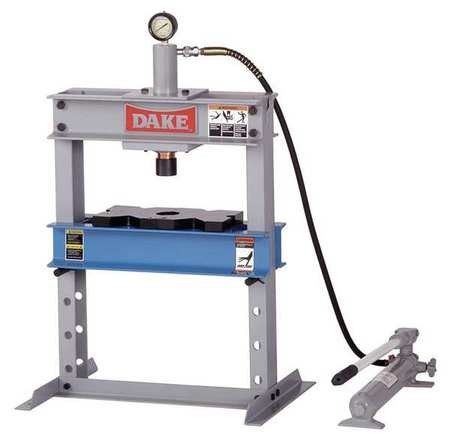 Dake Corporation Hydraulic Press Hydraulic Garage Work Bench Hydraulic Press Machine