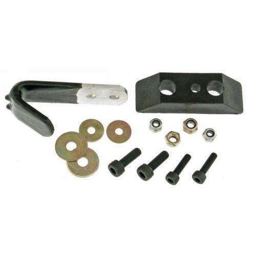 AXIOM GEAR POSI-LOCK PANNIER J-HOOK SECURITY SYSTEM - Avant Bicycle Supply