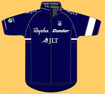 RAPHA CONDOR: JLT AND THE FIRST KING OF SCOTLAND