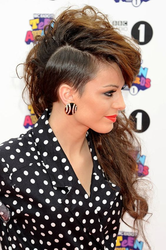Prime Side Shave Beautiful Hairstyles And Unique On Pinterest Short Hairstyles Gunalazisus