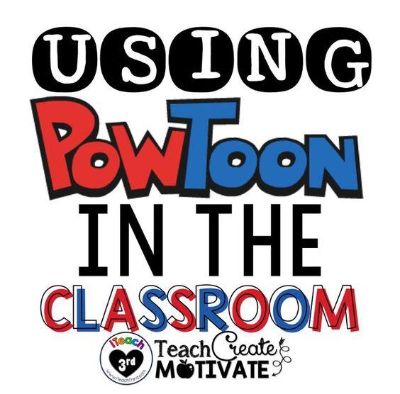 Using {Powtoon} in the Classroom!