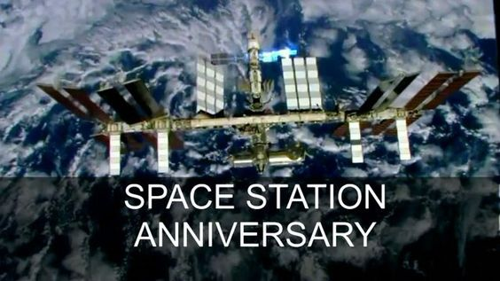 3 NOV: 15 years of astronauts on the #ISS #Space #15YearsOnStation  The International Space Station has marked the 15th anniversary of humans being on board.  Watch more: http://bbc.in/ISSanniversary #BBCShorts @BBCNews NASA by bbcnews