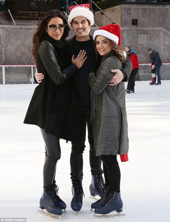 Shay, Lucy & Tyler #WinterWonderlandABCF