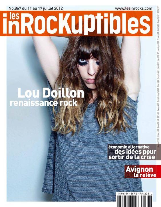 Les Inrockuptibles - N° 867 - Mercredi 11 Juillet 2012