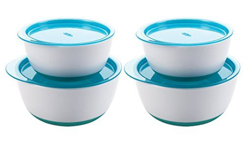 OXO Tot Small and Large Bowl Set (Set of 4), Aqua OXO http://www.amazon.com/dp/B00LCO3EVA/ref=cm_sw_r_pi_dp_Pe6svb024XHE2