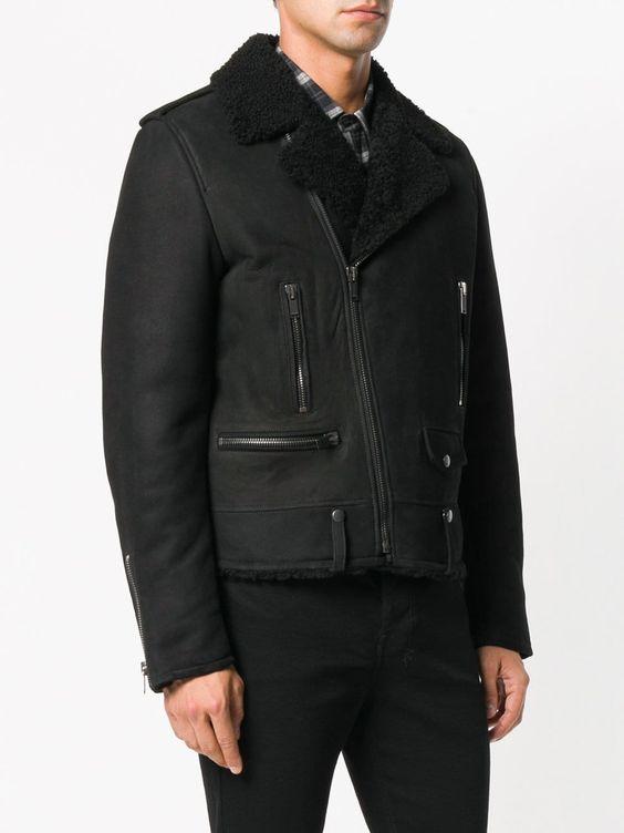 Saint Laurent ライダースジャケット