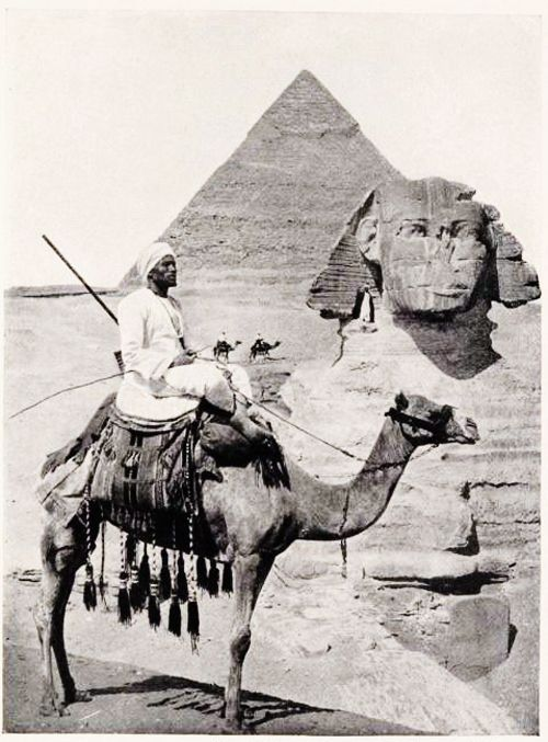 a history and characteristics of the great sphinx at giza Redating the great sphinx of giza by dr robert m schoch original  paper  he told me his story of his interest in egypt and edgar cayce and the  sphinx  (2) wind-induced weathering and erosional features are seen on  structures.