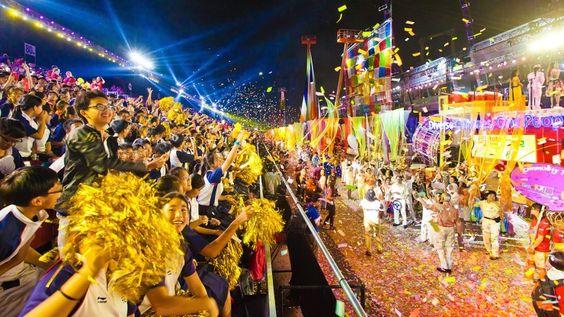 Chingay Parade là lễ hội diễu hành