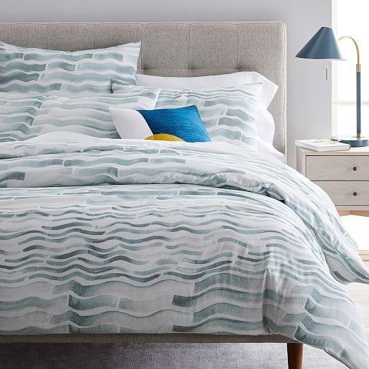 Tencel Duvet Cover Shams West Elm Bed Linens Luxury Bed Linen Design Luxury Bedding