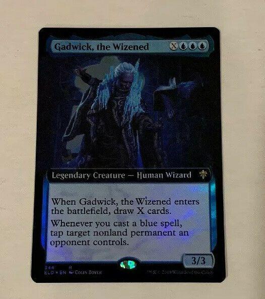 OAKHAME RANGER X4 Throne Of Eldraine ELD Magic MTG MINT CARD