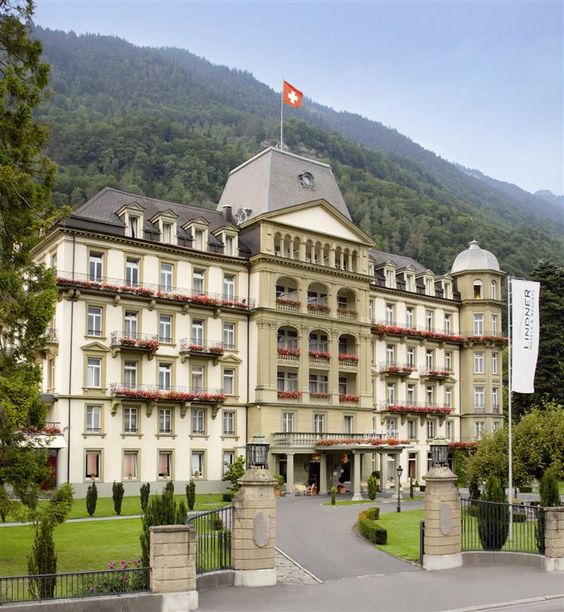 Lindner Grand Hotel Beau Rivage, Interlaken