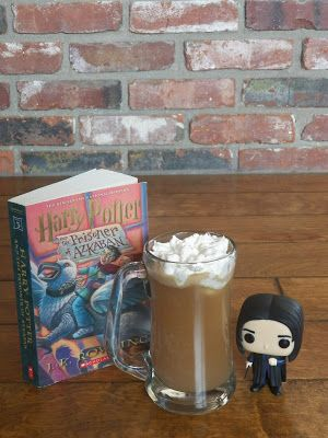 Hannah Heath: Butterbeer Inspired by J.K. Rowling's Harry Potter and the Prisoner of Azkaban