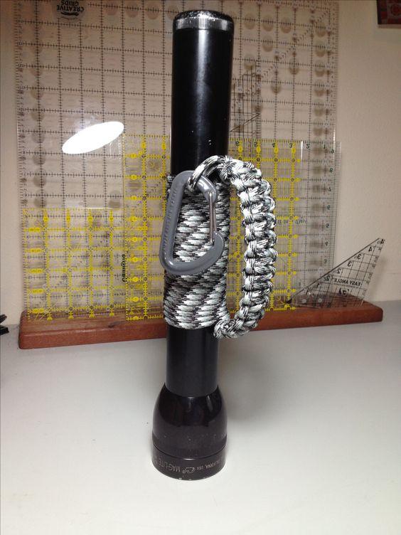 Maglite Paracord Wrap/Handle
