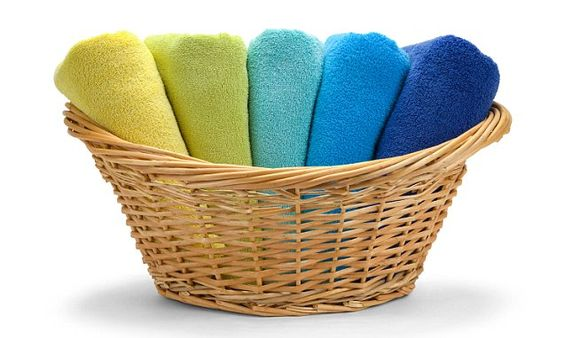 How to keep your towels soft and fluffy