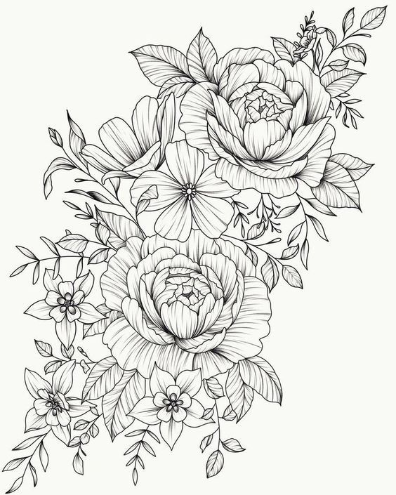200 Photos Of Female Tattoos On The Arm As Inspiration Photos And T Flowertattoos Flower Tattoos In 2020 Tattoos Tattoo Design Drawings Thigh Tattoos Women