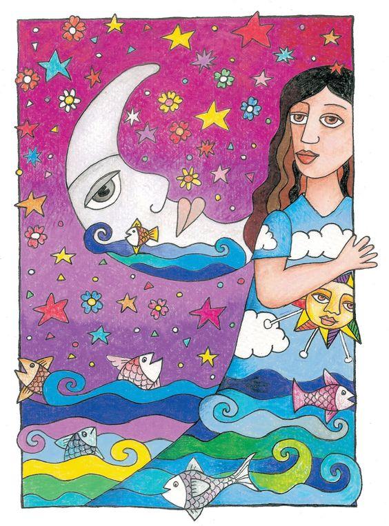 Páginas Ilustraciones Sueños: Sueños: